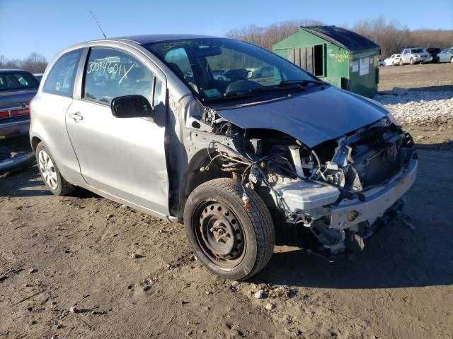 Salvage cars for sale from Copart West Warren, MA: 2008 Toyota Yaris