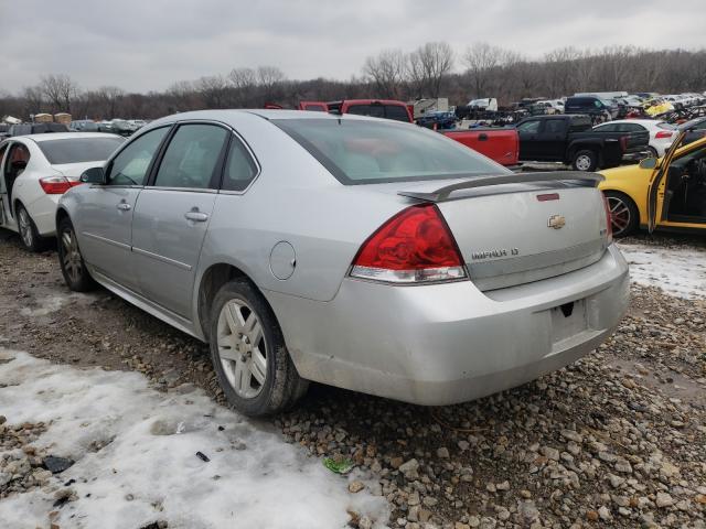 купить 2011 Chevrolet Impala Lt 3.5L 2G1WG5EK7B1203481