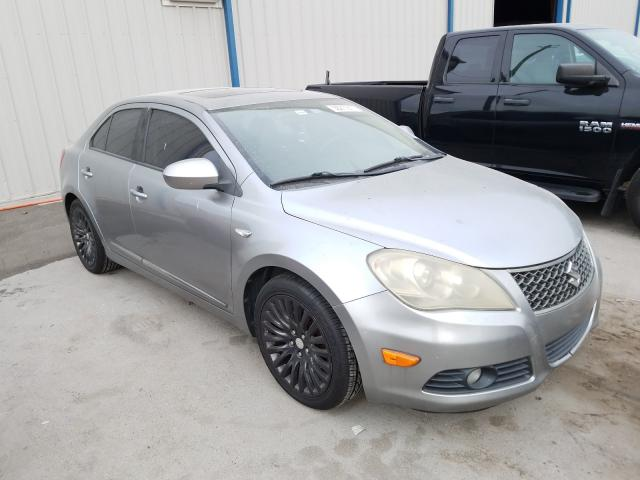Suzuki salvage cars for sale: 2010 Suzuki Kizashi GT