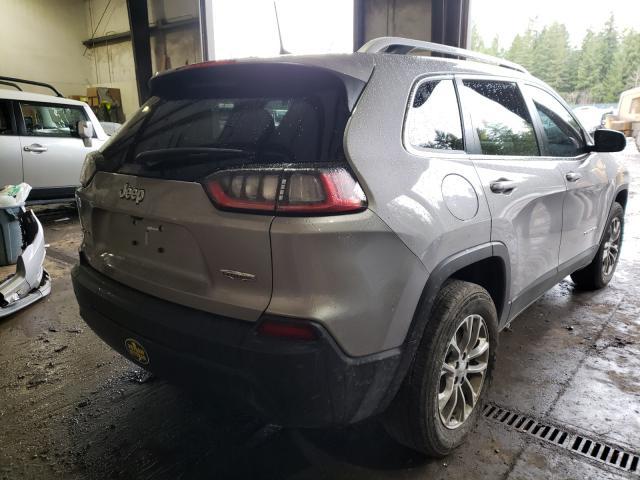 цена в сша 2019 Jeep Cherokee L 2.4L 1C4PJMLB7KD213829