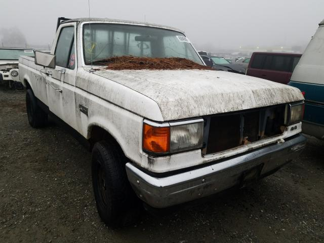 Salvage cars for sale from Copart Antelope, CA: 1989 Ford F150