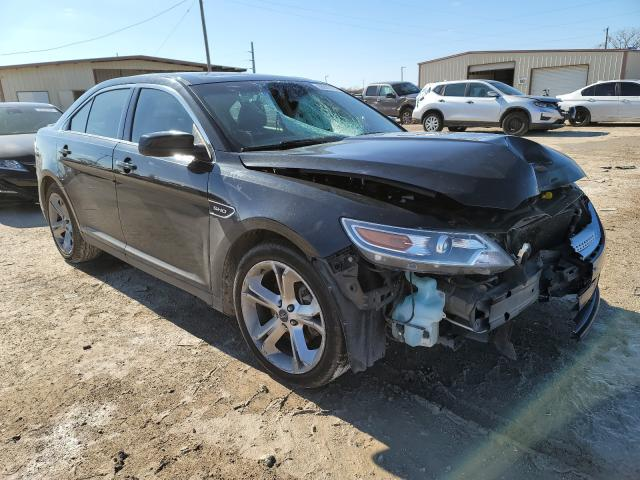 Salvage cars for sale from Copart Temple, TX: 2012 Ford Taurus SHO