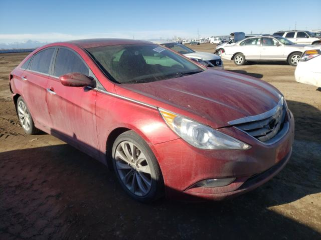 Hyundai salvage cars for sale: 2013 Hyundai Sonata SE