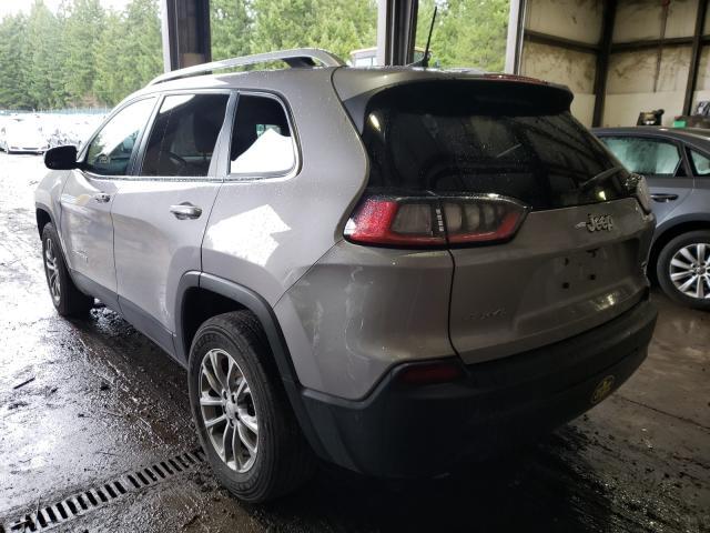 купить 2019 Jeep Cherokee L 2.4L 1C4PJMLB7KD213829