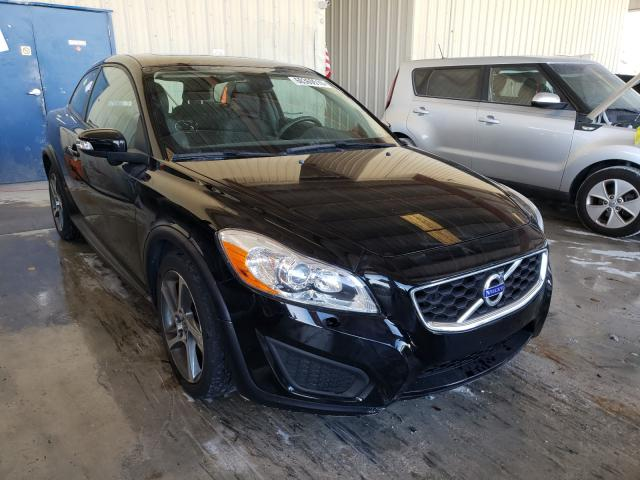 Salvage cars for sale from Copart Homestead, FL: 2013 Volvo C30 T5