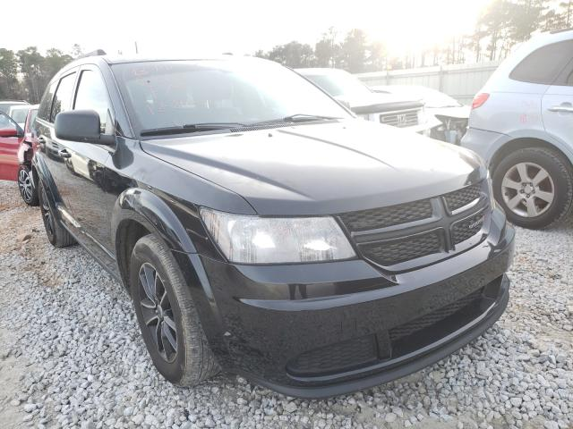 Salvage 2018 DODGE JOURNEY - Small image. Lot 29975841