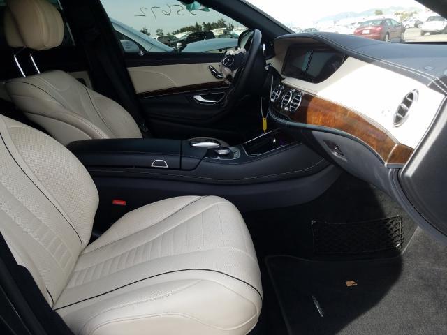 2017 Mercedes-Benz S | Vin: WDDUG8CB1HA326684