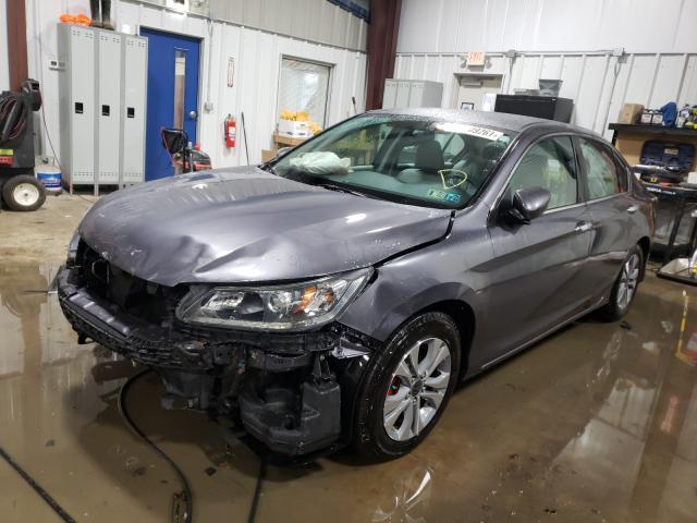 из сша 2014 Honda Accord Lx 2.4L 1HGCR2F3XEA049905