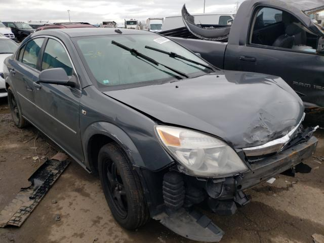 Salvage cars for sale from Copart Woodhaven, MI: 2008 Saturn Aura XE
