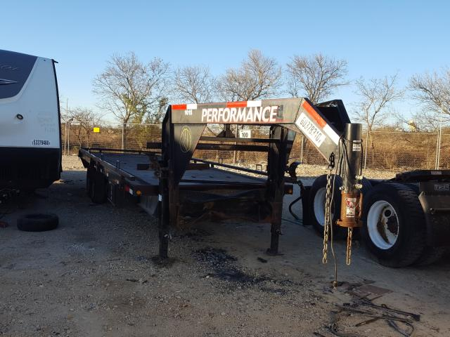 Salvage cars for sale from Copart San Antonio, TX: 2014 Parker Trailer