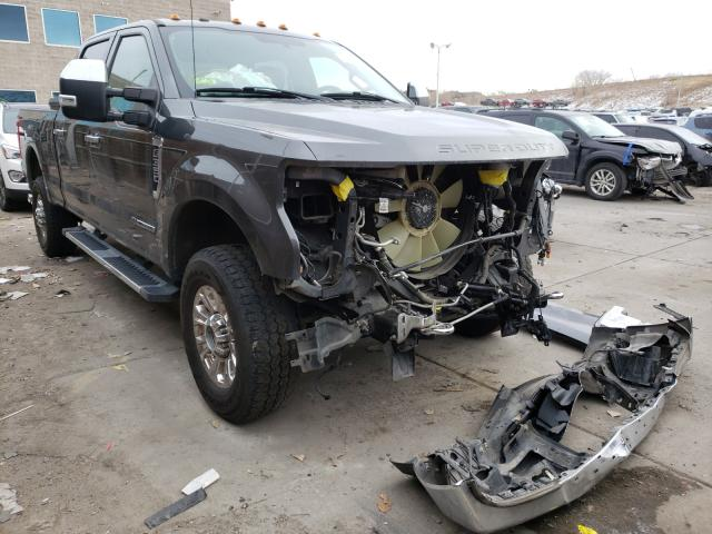 Ford salvage cars for sale: 2018 Ford F350 Super