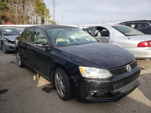 Salvage cars for sale from Copart Dunn, NC: 2011 Volkswagen Jetta SE