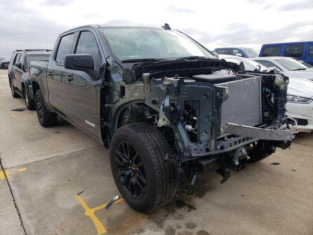 Salvage cars for sale from Copart Wilmer, TX: 2020 GMC Sierra C15