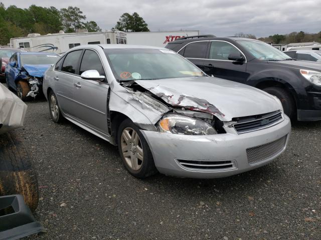 Salvage cars for sale from Copart Lufkin, TX: 2012 Chevrolet Impala LT