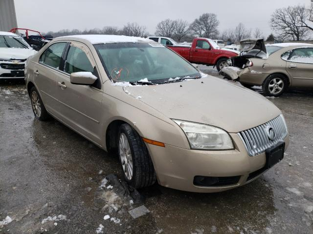 Salvage cars for sale from Copart Rogersville, MO: 2007 Mercury Milan Premium