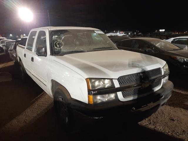 Salvage cars for sale from Copart Phoenix, AZ: 2005 Chevrolet Silverado