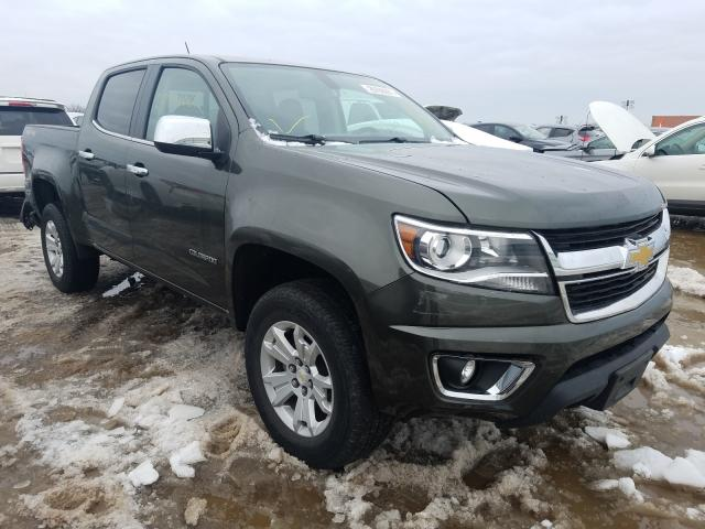2018 CHEVROLET COLORADO L 1GCGTCEN2J1193629