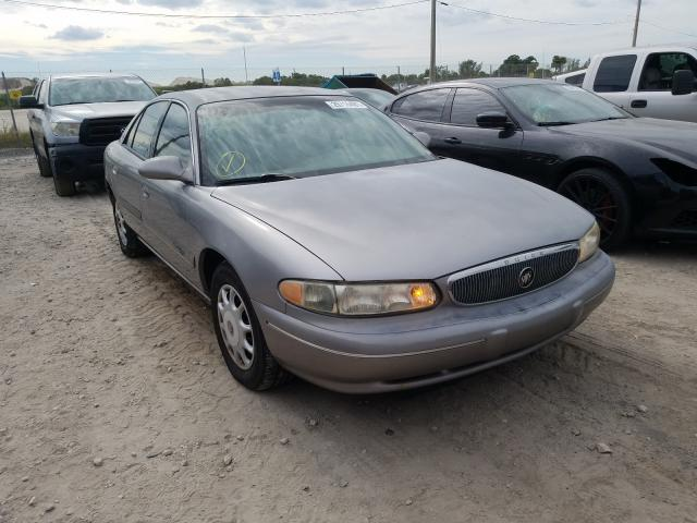 Buick Century salvage cars for sale: 1998 Buick Century