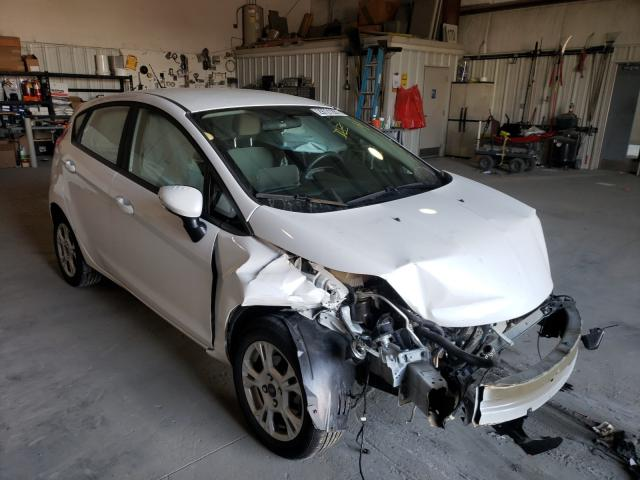 Salvage 2016 FORD FIESTA - Small image. Lot 29721281