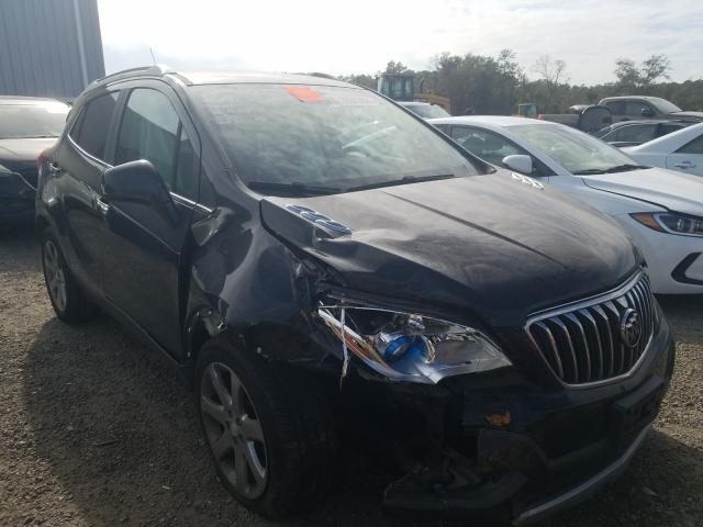 Salvage 2013 BUICK ENCORE - Small image. Lot 29843891