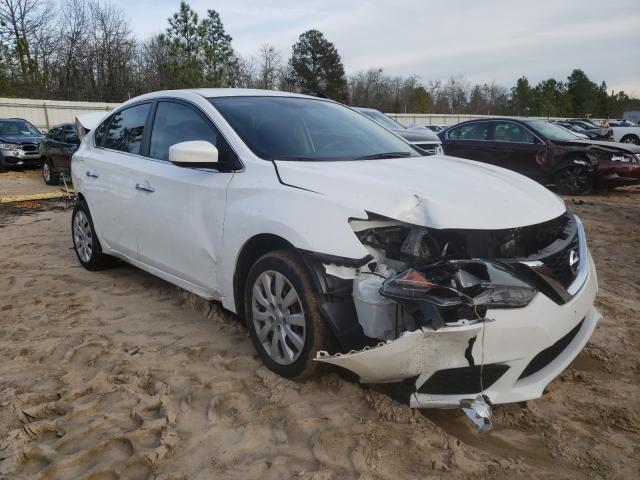 Salvage cars for sale from Copart Gaston, SC: 2018 Nissan Sentra S