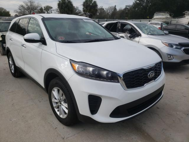KIA salvage cars for sale: 2019 KIA Sorento L