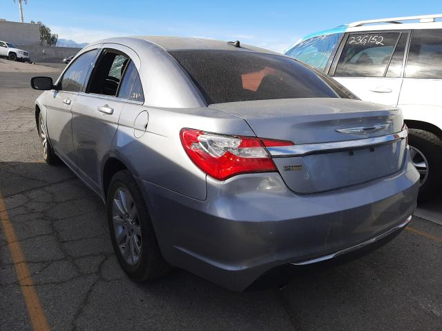 купить 2014 Chrysler 200 Tourin 3.6L 1C3CCBBG8EN144730