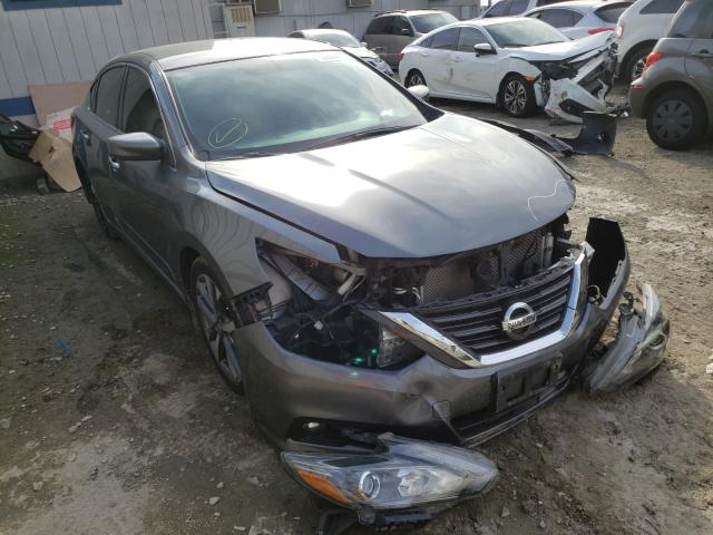 Nissan salvage cars for sale: 2016 Nissan Altima 2.5