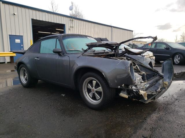 Porsche salvage cars for sale: 1967 Porsche Coupe