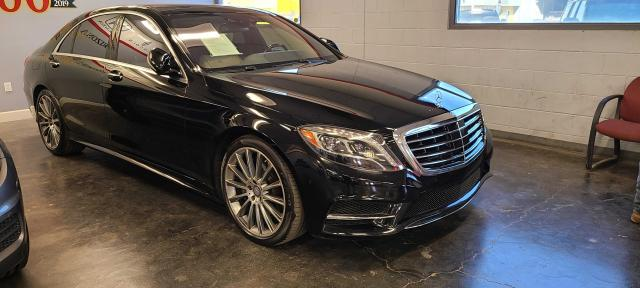 Mercedes-Benz salvage cars for sale: 2016 Mercedes-Benz S 550