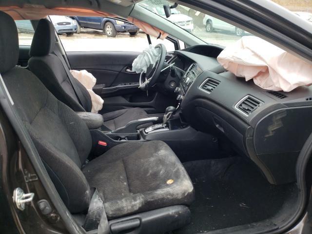 пригнать из сша 2013 Honda Civic Lx 1.8L 19XFB2F59DE071861