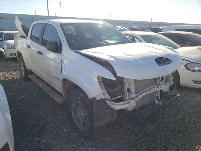 Salvage cars for sale from Copart Anthony, TX: 2020 Chevrolet Colorado