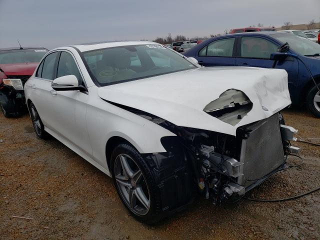 Salvage cars for sale from Copart Bridgeton, MO: 2017 Mercedes-Benz E 300 4matic