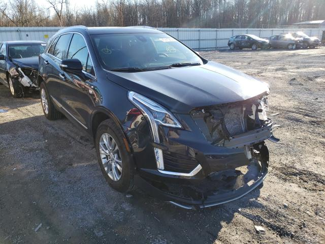 Salvage cars for sale from Copart York Haven, PA: 2020 Cadillac XT5 Premium
