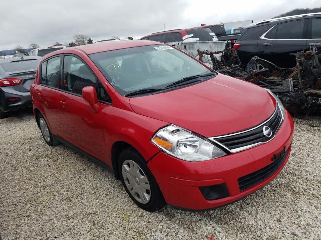 Salvage cars for sale at Prairie Grove, AR auction: 2011 Nissan Versa