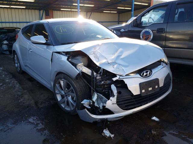 2016 HYUNDAI VELOSTER - Other View Lot 29877371.