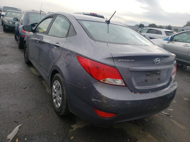 2016 Hyundai ACCENT | Vin: KMHCT4AE0GU095776