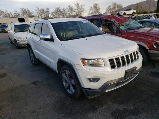 Salvage cars for sale from Copart Colton, CA: 2014 Jeep Grand Cherokee