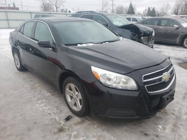 Salvage cars for sale from Copart Lansing, MI: 2013 Chevrolet Malibu 1LT