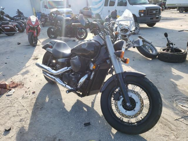 Salvage cars for sale from Copart Dunn, NC: 2011 Honda VT750 C2B