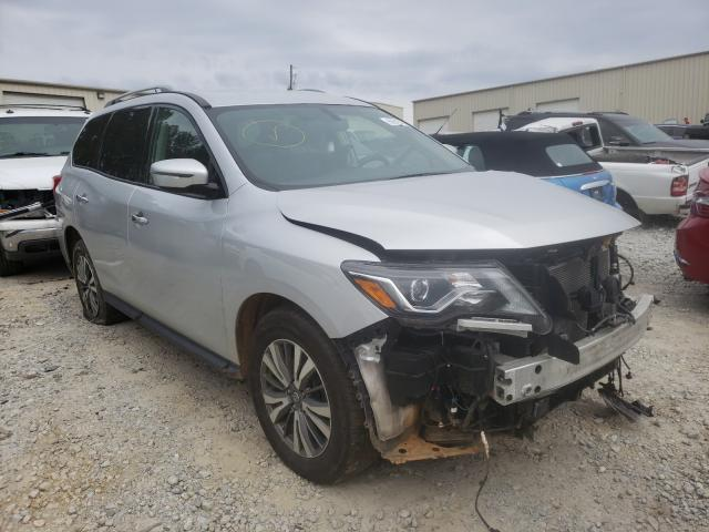 Salvage cars for sale from Copart Gainesville, GA: 2018 Nissan Pathfinder