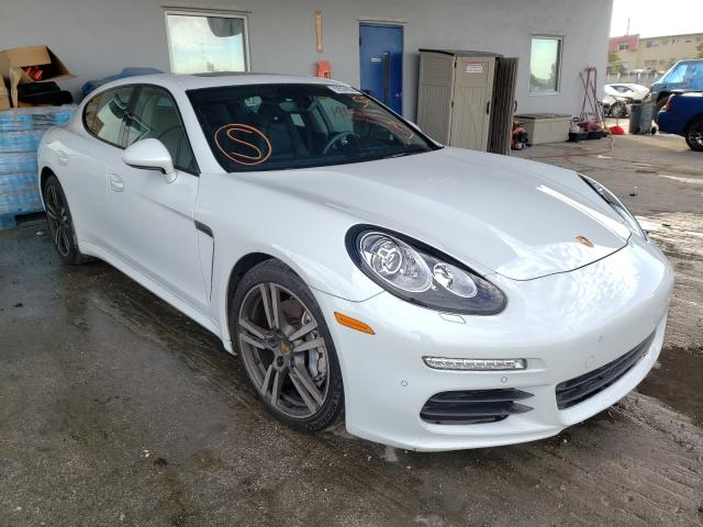 Porsche salvage cars for sale: 2016 Porsche Panamera 2