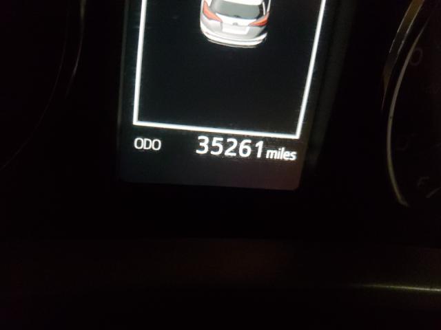 2016 TOYOTA RAV4 XLE - Engine View