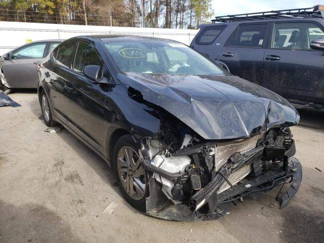 Hyundai Elantra salvage cars for sale: 2019 Hyundai Elantra