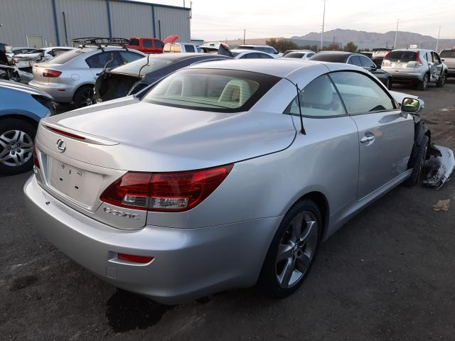 2010 Lexus IS | Vin: JTHFE2C20A2503049