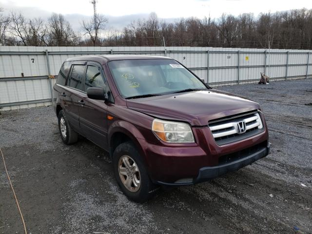 Salvage 2007 HONDA PILOT - Small image. Lot 29756891