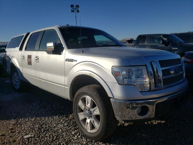 Salvage cars for sale from Copart Magna, UT: 2012 Ford F150 Super