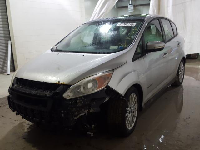 из сша 2013 Ford C-Max Se 2.0L 1FADP5AU6DL500847