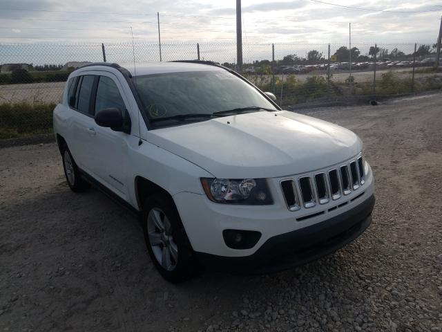 Salvage 2016 JEEP COMPASS - Small image. Lot 29796471