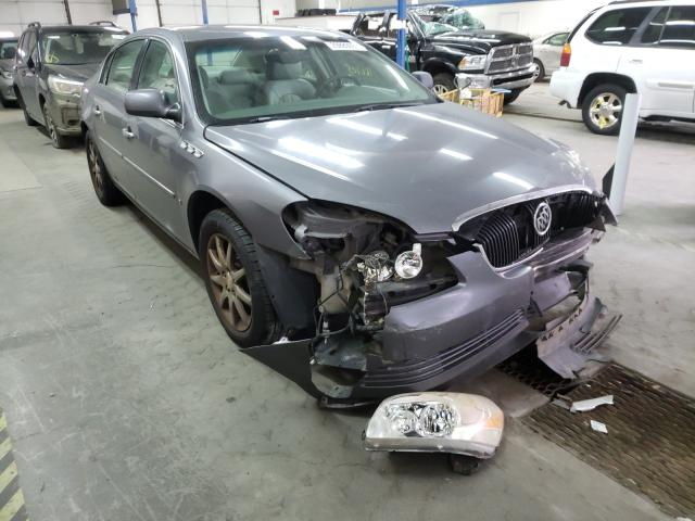 Salvage cars for sale from Copart Pasco, WA: 2007 Buick Lucerne CX